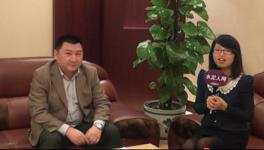专访重齿公司董事长温剑波