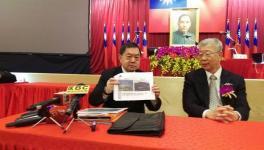 谈亚泥 徐旭东:台湾要靠进口水泥吗