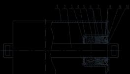带式输送机托辊加工的质量控制