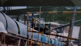 警示:台泥怀化水泥厂发生事故