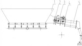 轮辐转子入窑生料计量与定量给料系统及其在沂南中联水泥低能耗生产示范线中的应用