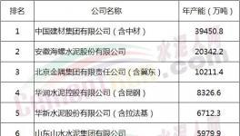 宋志平:不赞成垄断 但希望水泥行业集中度再提高!