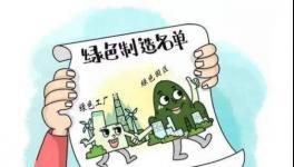 蒙西、冀东、赛马等52家企业入选绿色制造企业名单(附名单)
