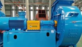 """上海瑞晨""""睿畅""""系列高效篦冷风机助力水泥产业升级"""