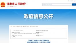 甘肃政府:不得以任何名义新增水泥项目!